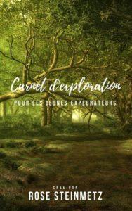 Carnet d'exploration